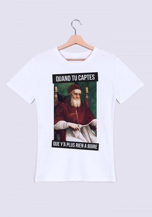 Plus rien à boire - T-shirt Homme
