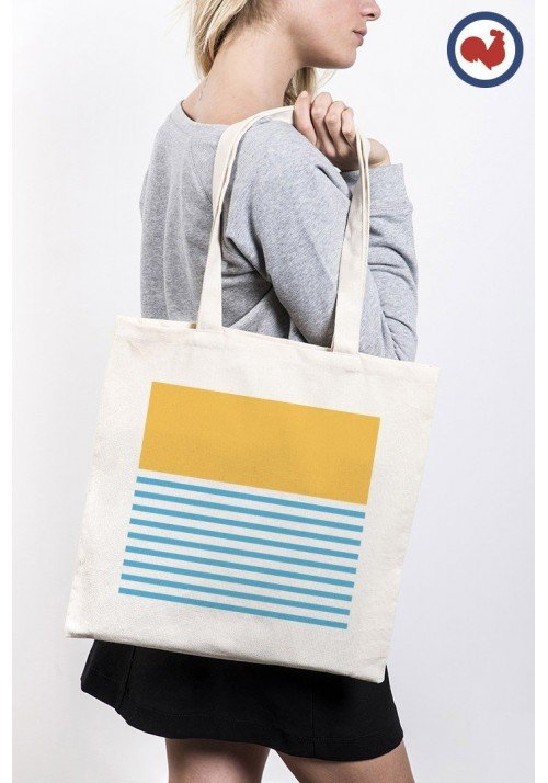 Coucher de soleil - ToteBag Made In France