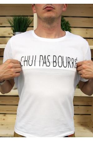 CHUI PAS BOURRÉ - Message codé - T-shirt Homme