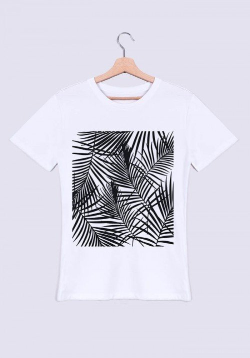 Tropical noir - T-shirt Homme
