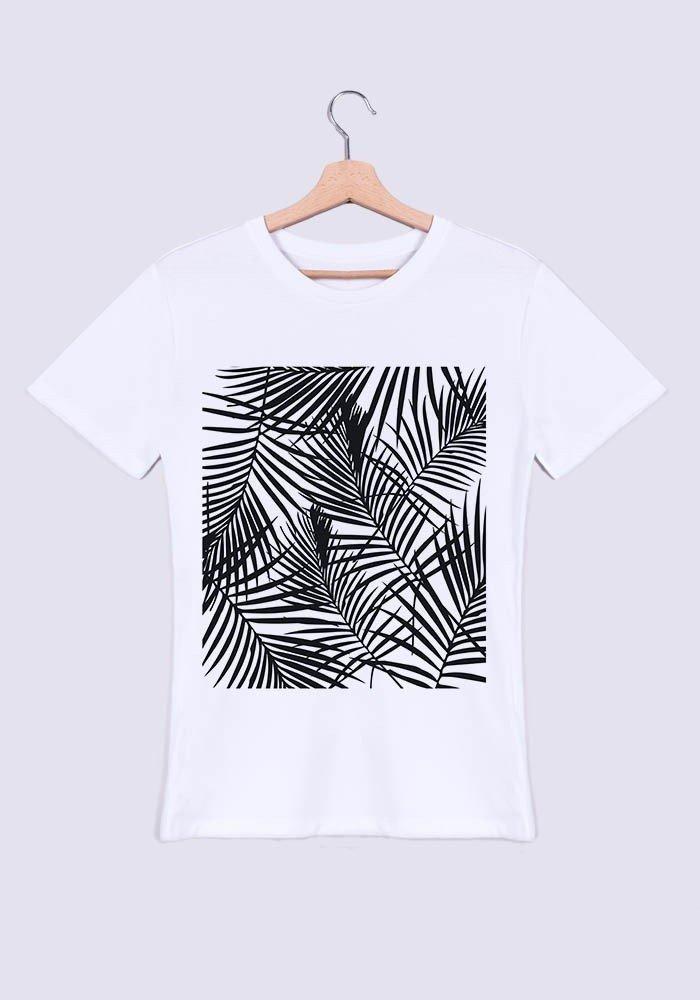 Tropical noir - T-shirt Homme