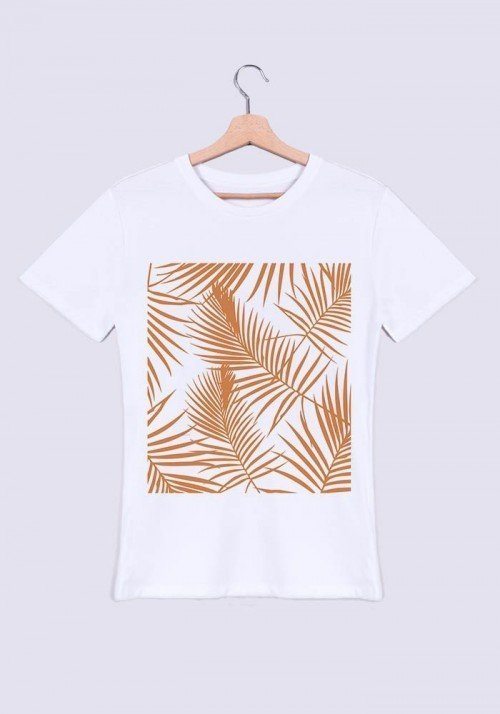 Tropical orange - T-shirt Homme