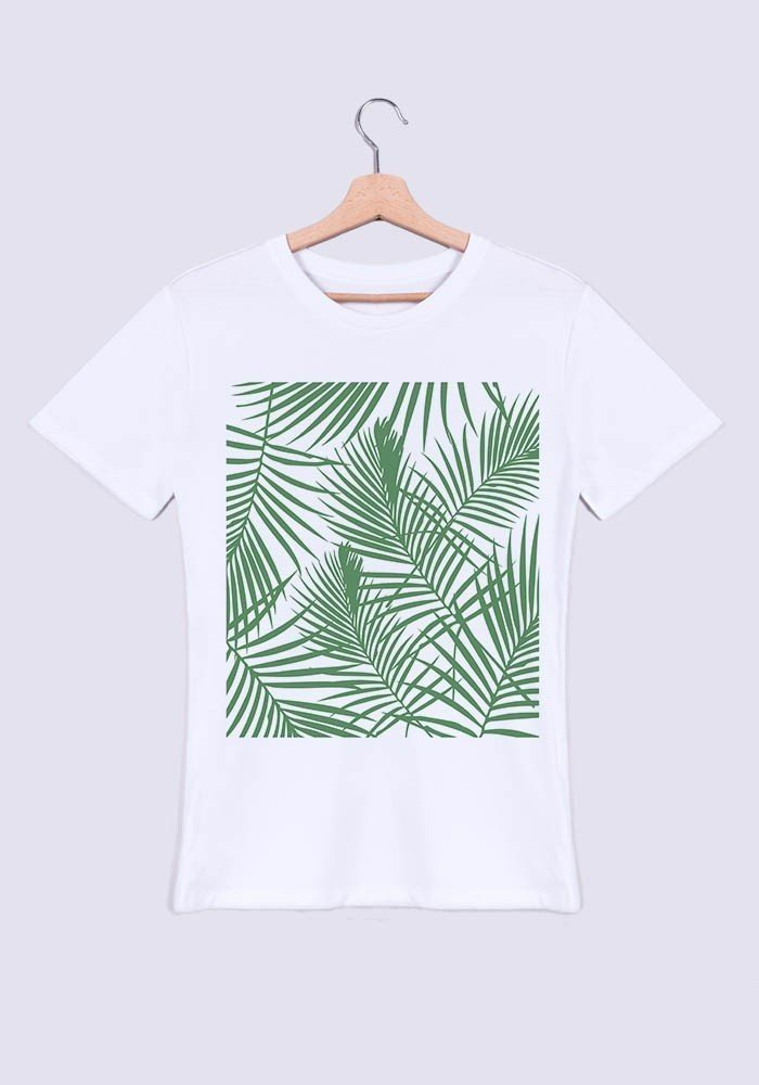 t shirt homme tropical vert tropical graffic tshirt. Black Bedroom Furniture Sets. Home Design Ideas