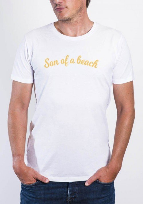 Son of the beach - T-shirt Homme