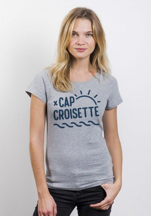 Cap Croisette  - T-shirt Femme