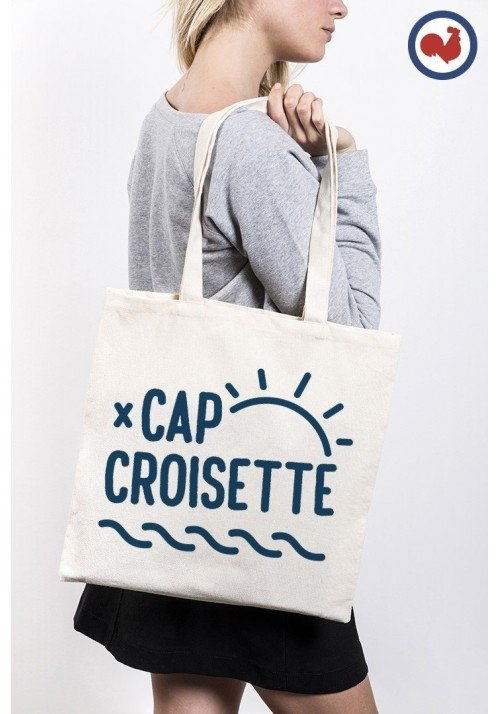 Cap croisette Totebag Made in France