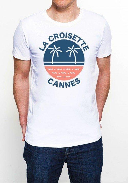 La croisette Cannes Tee-shirt Homme