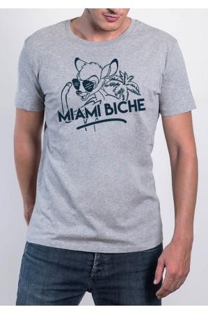Miami biche Tee-shirt Homme