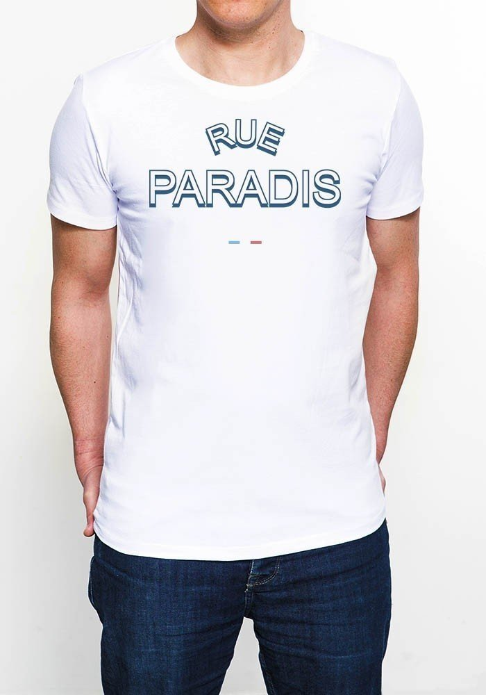 Rue Paradis Tee-shirt Homme