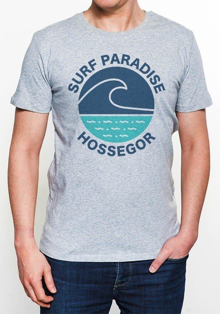 Surf paradise Hossegor Tee-shirt Homme