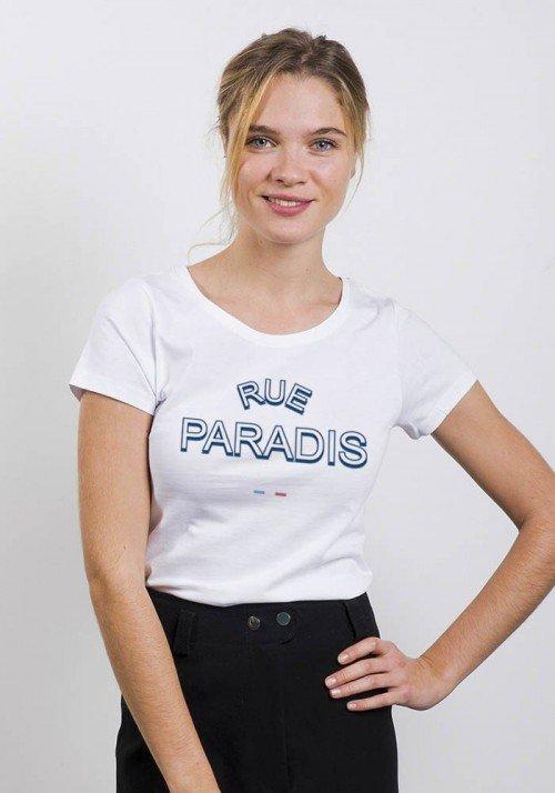 Rue Paradis - T-shirt Femme