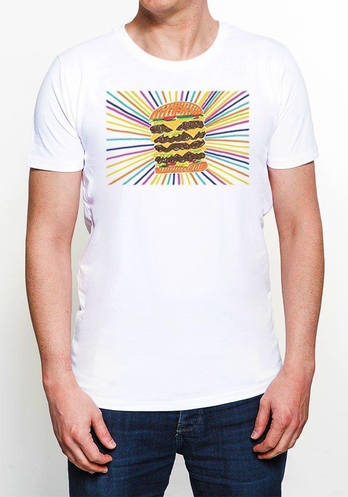 BURGER Tee-shirt Homme
