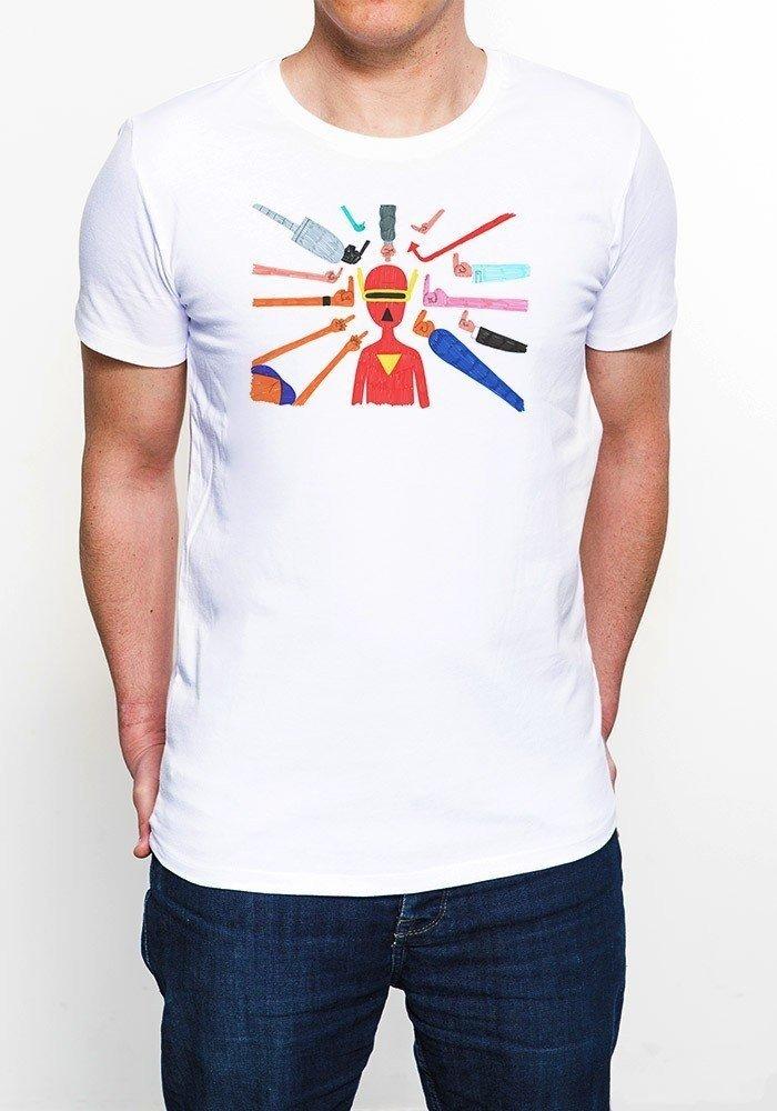 FUCK Tee-shirt Homme