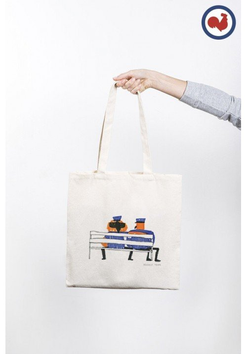 BANC Totebag Made in France