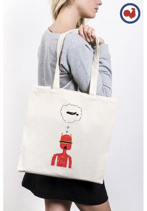 CROTTE Totebag Made in France