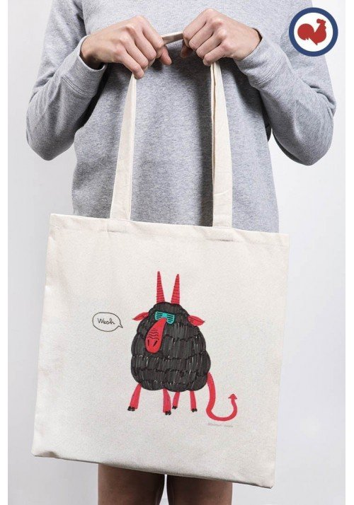MOUTON Totebag Made in France