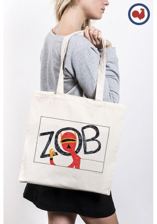 ZOB Totebag Made in France