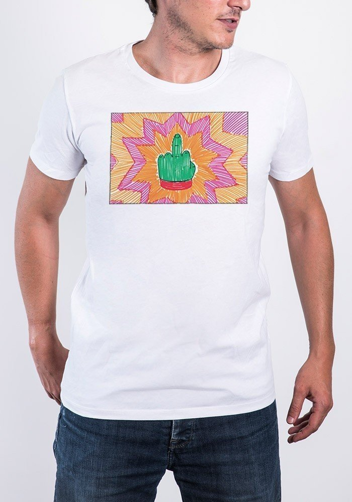 FUCK TORTUE NINJA Tee-shirt Homme
