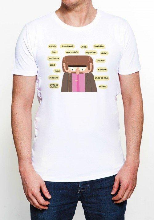 AGIOS Tee-shirt Homme