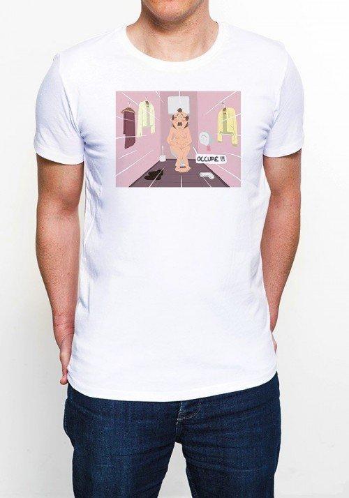 OCCUPER Tee-shirt Homme
