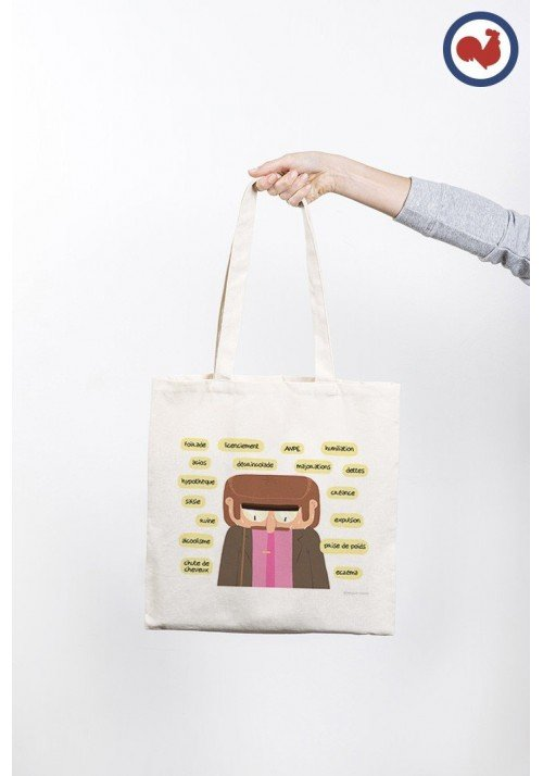 AGIOS Totebag Made in France