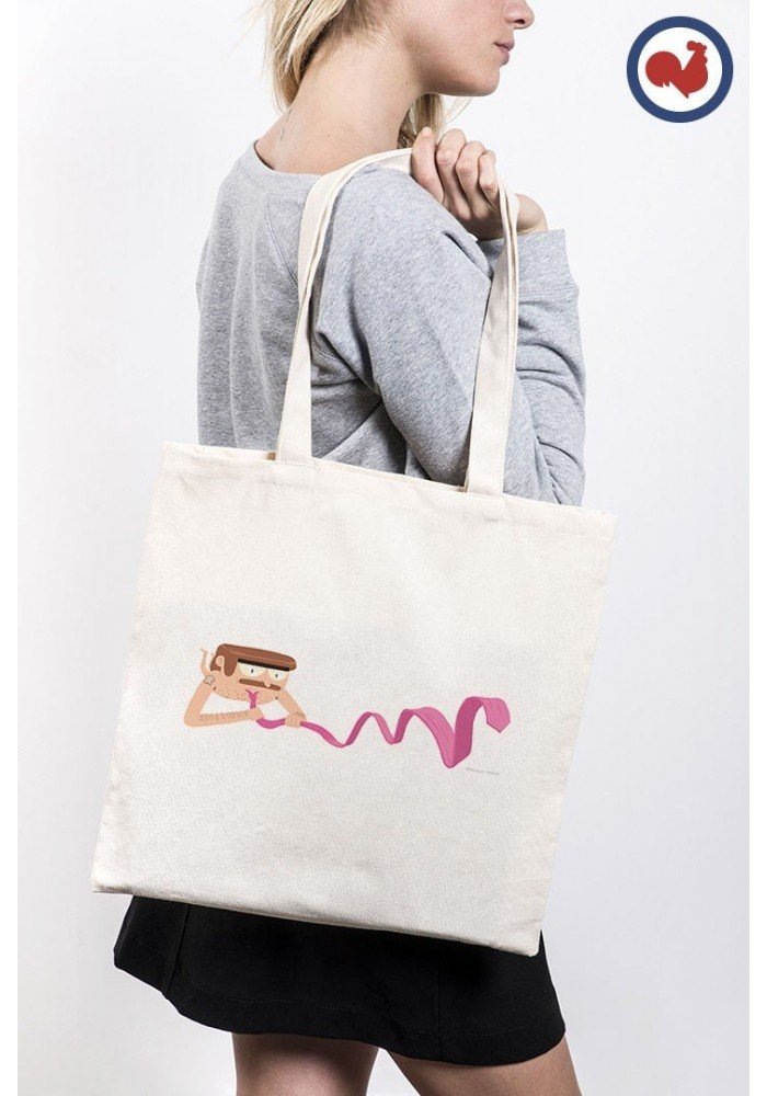 NU Totebag Made in France
