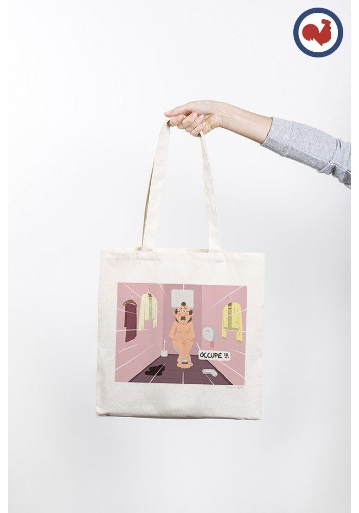OCCUPER Totebag Made in France