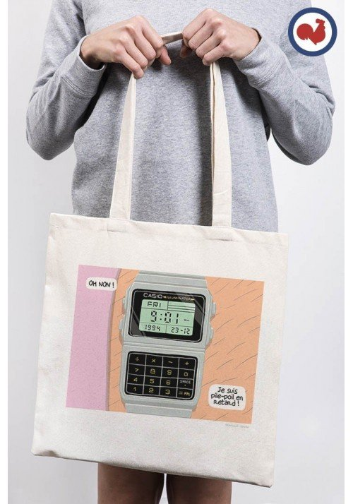 RETARD Totebag Made in France