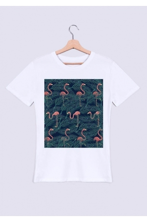 Flamands tropicaux - T-shirt Homme