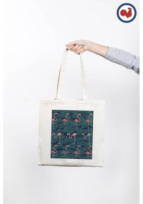 Flamands tropicaux - ToteBag Made In France