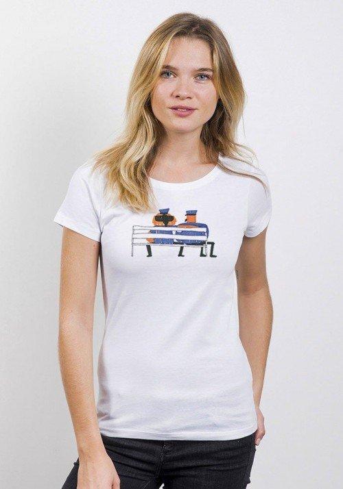 BANC Tee-shirt Femme