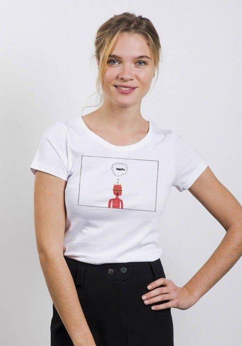 CROTTE Tee-shirt Femme