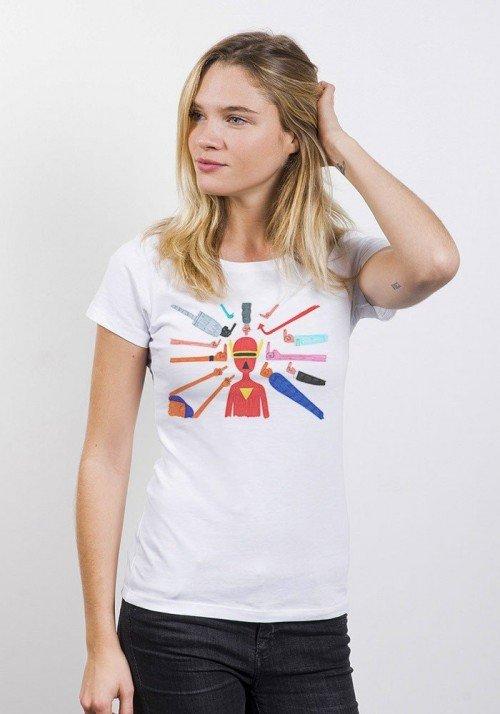 FUCK Tee-shirt Femme