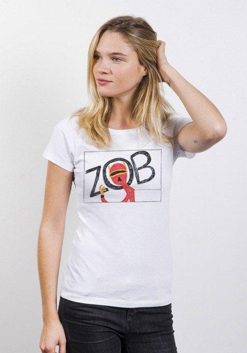 ZOB Tee-shirt Femme
