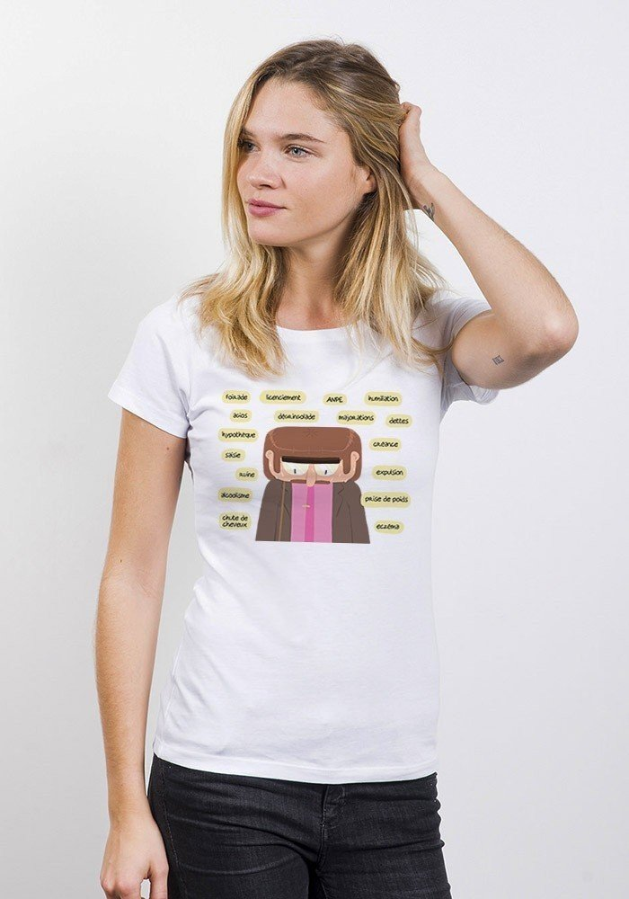 AGIOS Tee-shirt Femme