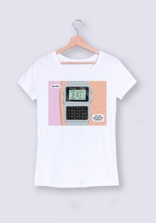 RETARD Tee-shirt Femme