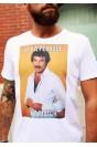 Si y'a pelouse y'a match T-shirt Homme