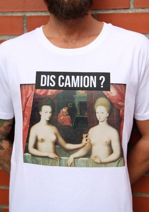 Dis camion - T-shirt Homme