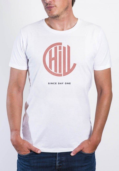 Chill Since - T-shirt Homme