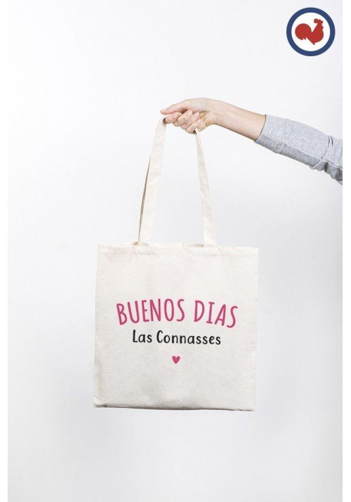 Buenos dias las connasses Totebag Made in France