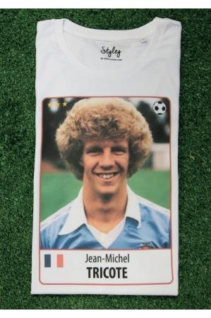 Jean-Michel tricote Tee-shirt Homme