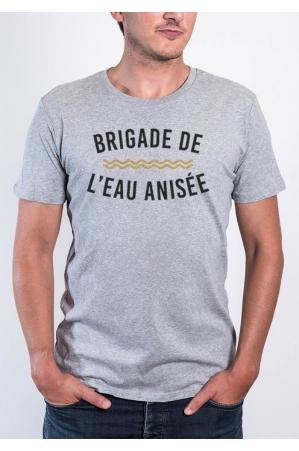 Brigade de l'eau Anisée T-shirt Homme