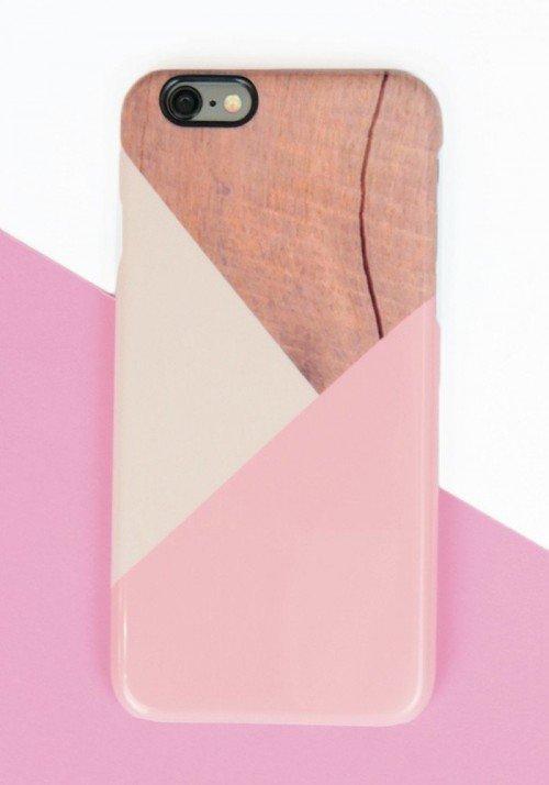 Bois rose - Coques smartphones