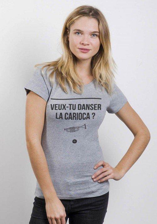 La carioca - T-shirt Femme