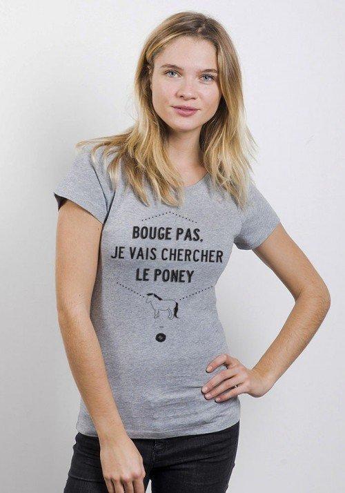 Le poney - T-shirt Femme