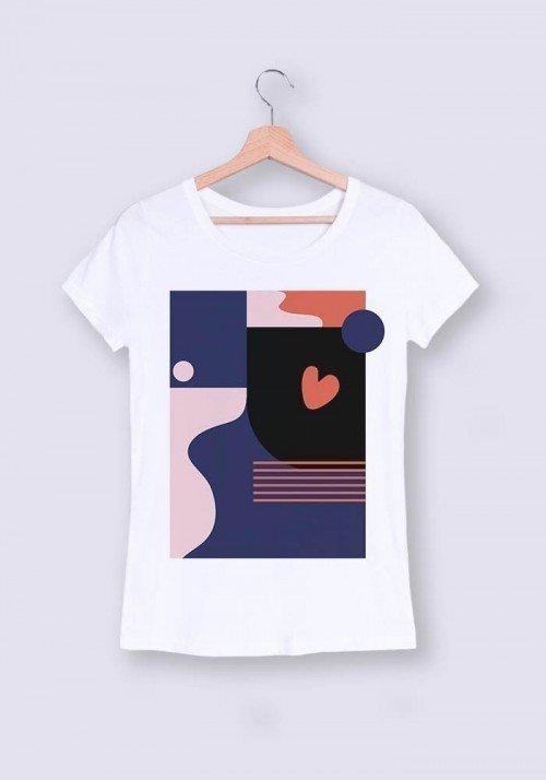 Amour flou - T-shirt Femme