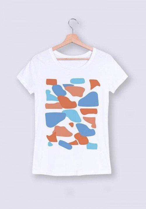 Camouflage - T-shirt Femme