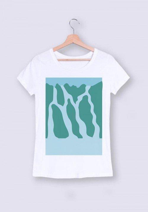 Cascade - T-shirt Femme