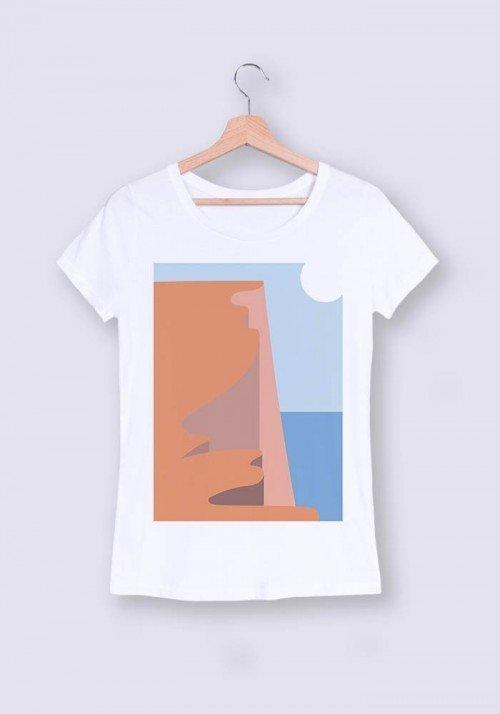Falaise - T-shirt Femme