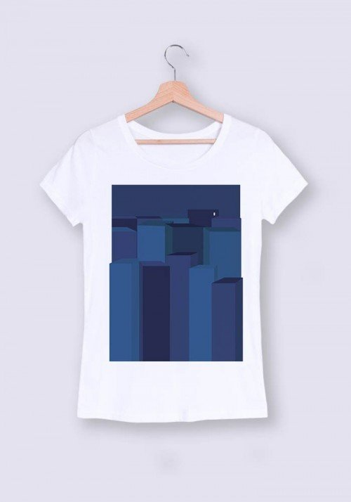 New York - T-shirt Femme